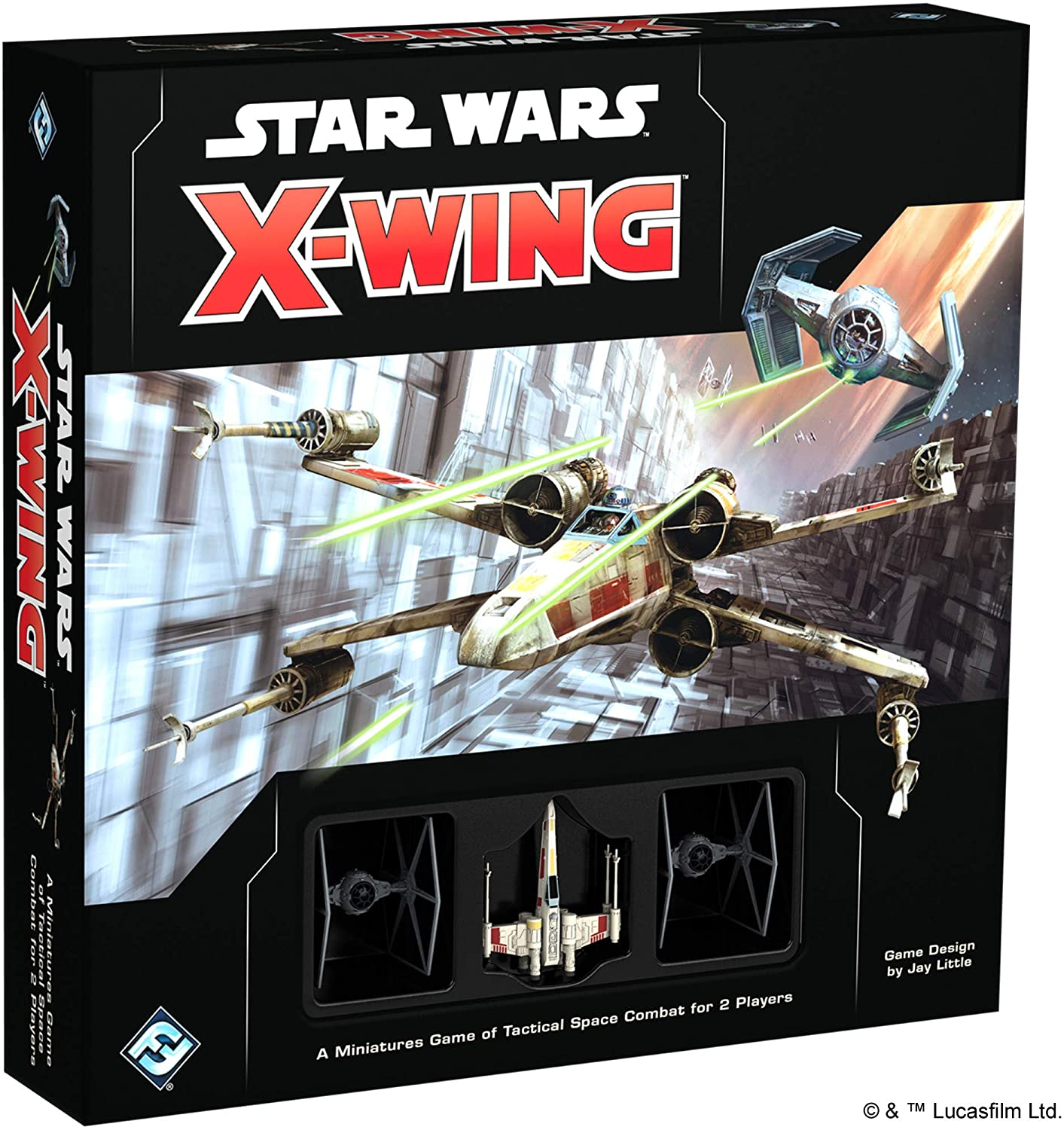 Star Wars X Wing 2nd Edition