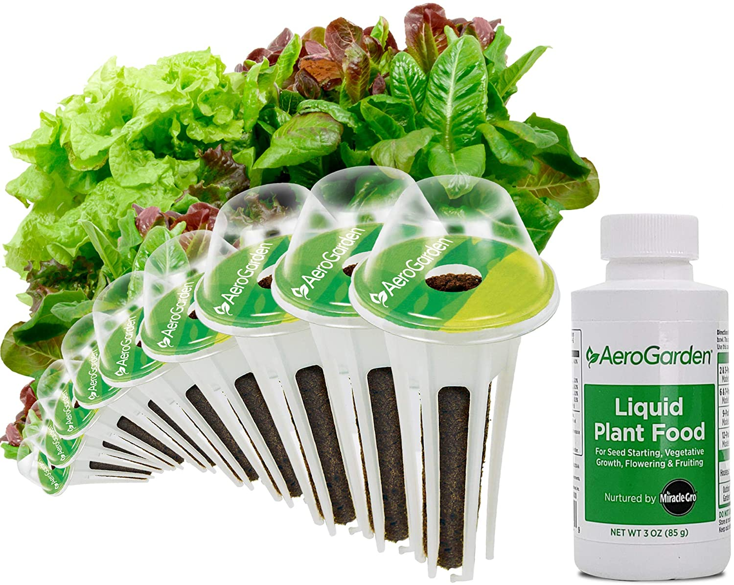 Aerogarden Salad Pod Herb Garden Kit