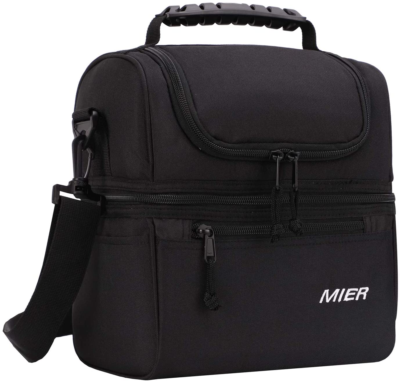 Mier Insulated Lunch Bag Render