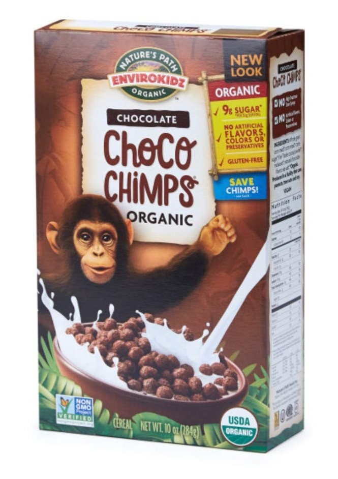 Natures Path Choco Chimps