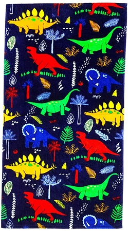 Yifontin Beach Towel For Kids