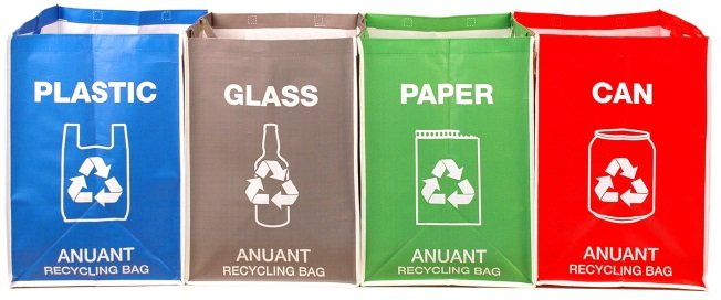 Anuant Waste Recycle Bin Main