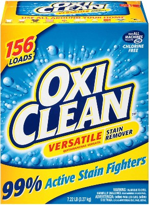 Oxicleanversatile Best Household Stain Remover Render Oxiclean