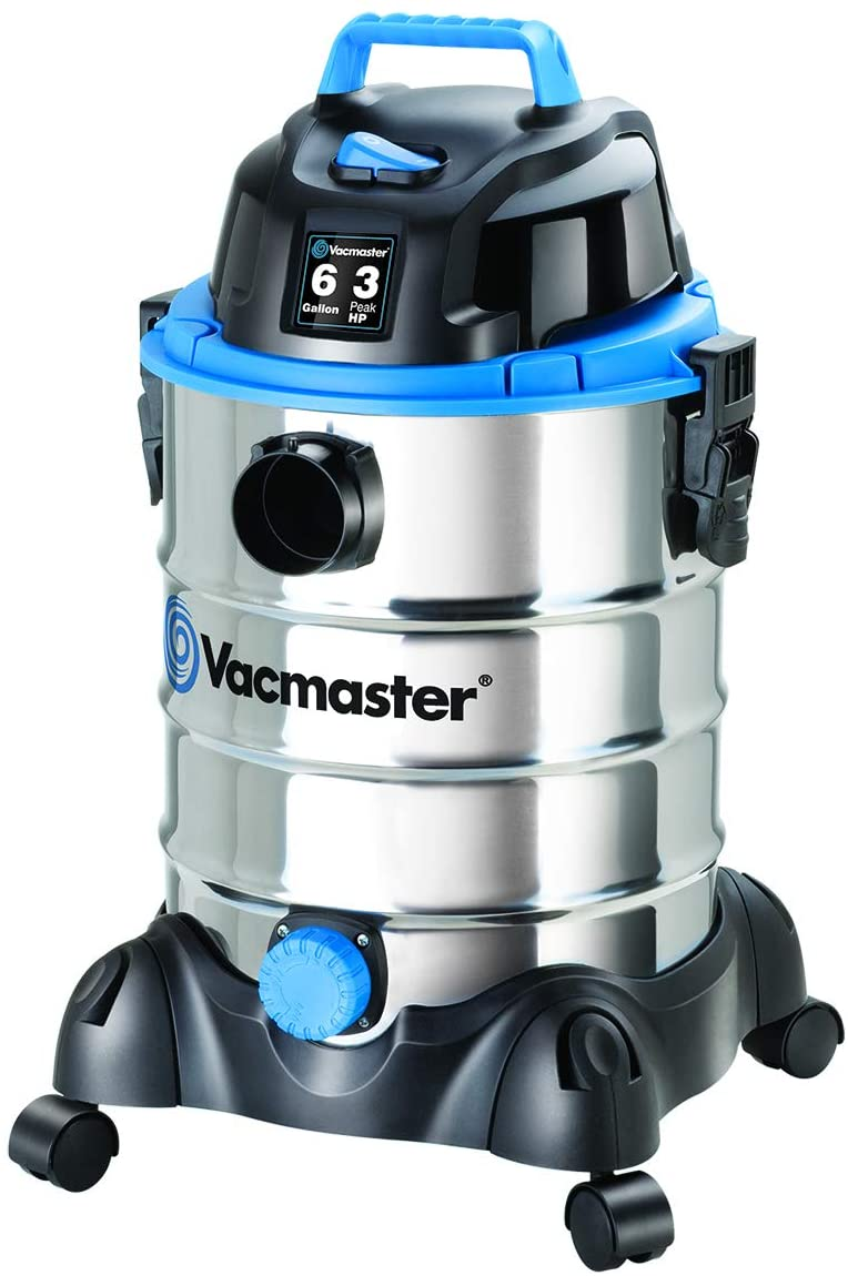 Vacmaster Stainless Shop Vac