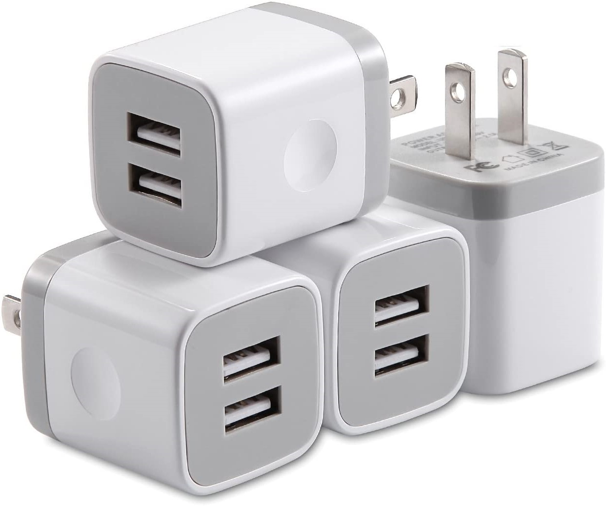 Edition Dual Port USB Wall Charger