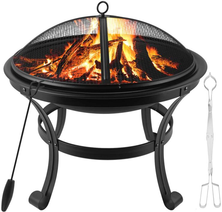 BBQ-Plus Outdoor Fire Pit