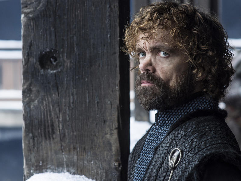 "Peter Dinklage as Tyrion Lannister in HBO's ""Game of Thrones."""