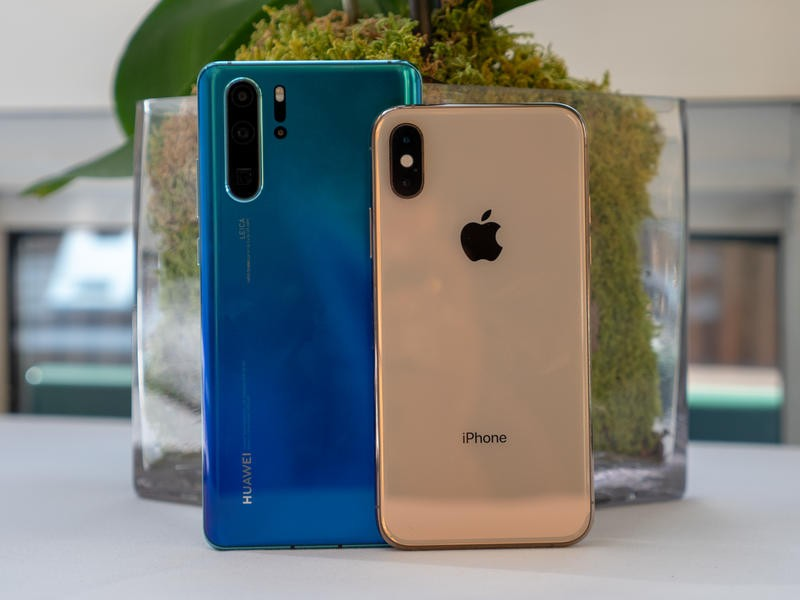 Huawei P30 Pro vs iPhone XS – which should you buy