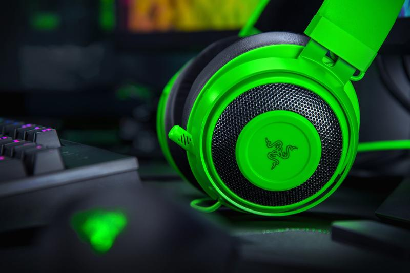 Razer's new peripherals aim to seriously improve your gaming