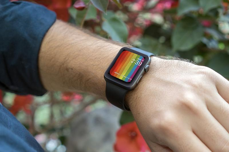 photo of Apple releases three 2019 Pride Apple Watch faces image