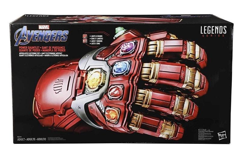 photo of Save the universe with this incredible Avengers: Endgame Power Gauntlet image
