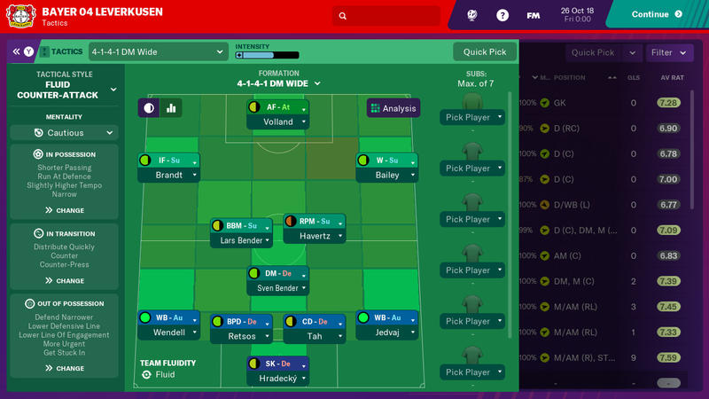 Football Manager Touch