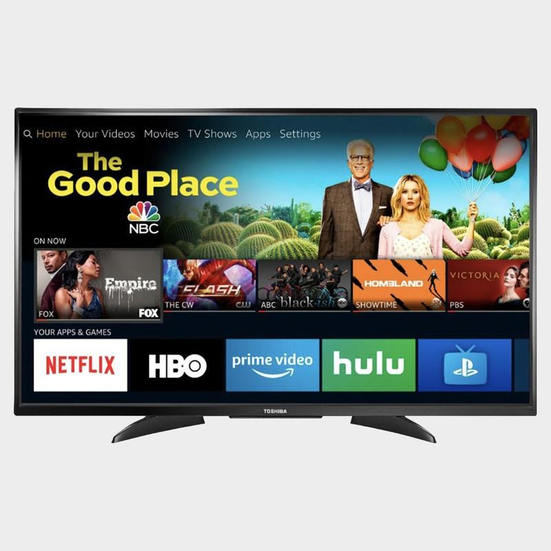 Toshiba's 50-inch 4K Fire TV on sale for $280 lets you control your smart home from the remote