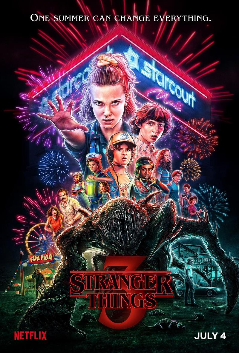 Stranger Things Season 3: Everything you need to know