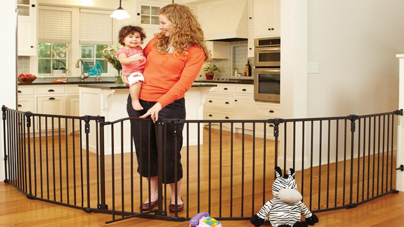 North States 3-in-1 Baby Gate