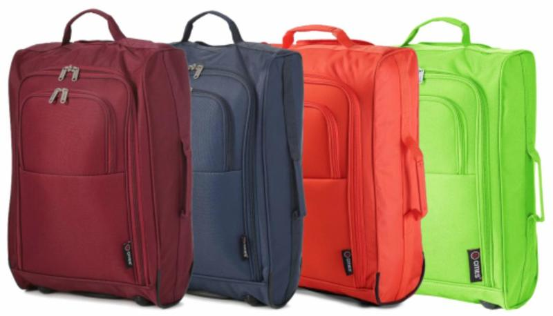 5 cities luggage collection