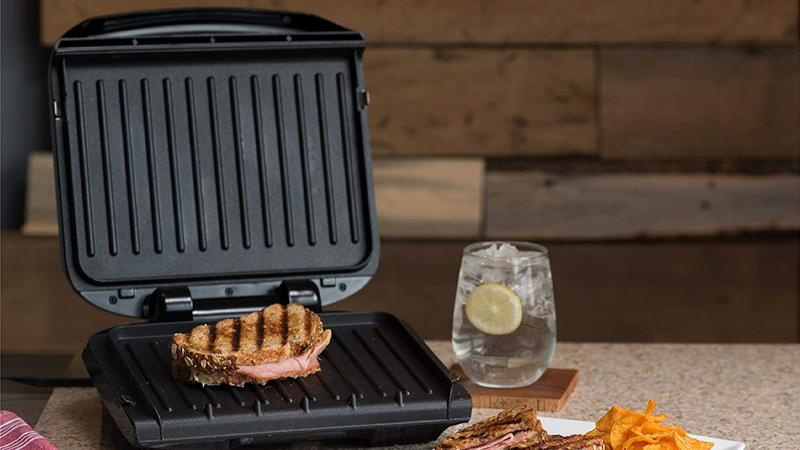 George Foreman Indoor Grill lifestyle