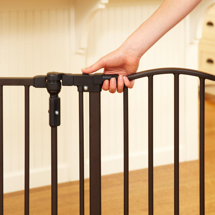 photo of Got a little one on the go? Keep them safe with the very best baby gates! image