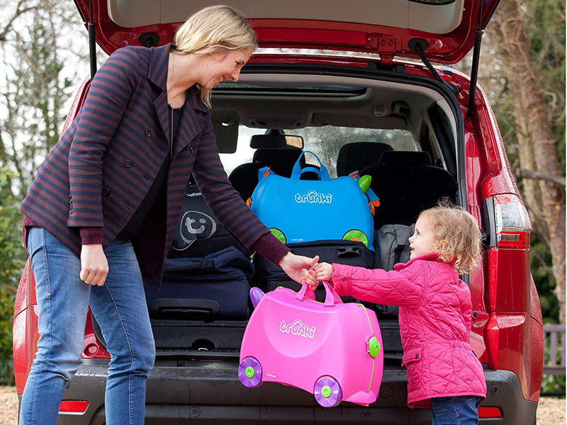 trunk childrens suitcase