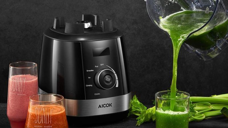 AICOK Blender lifestyle