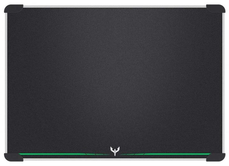 Blade Hawks Hard Gaming Mouse Mat