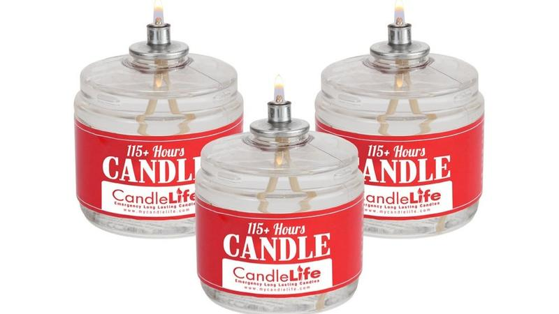 Candlelife 115 Hour Candle lifestyle