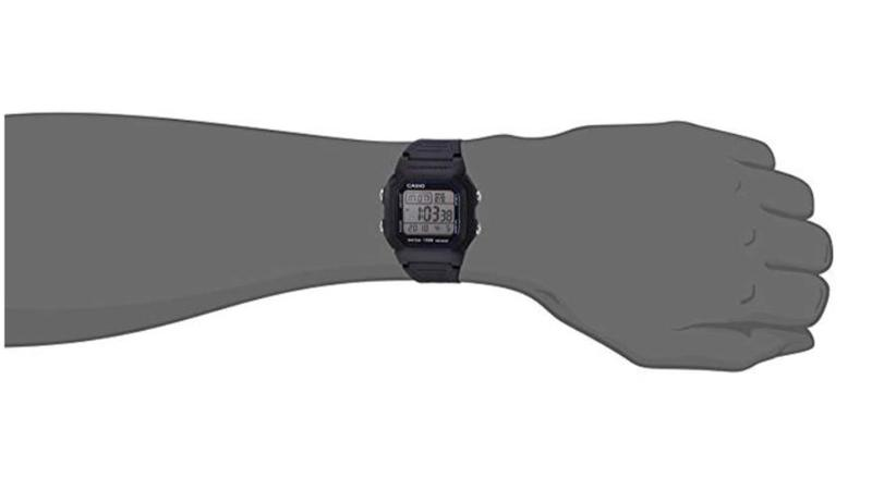 Casio Men's Classic Sport Watch lifestyle