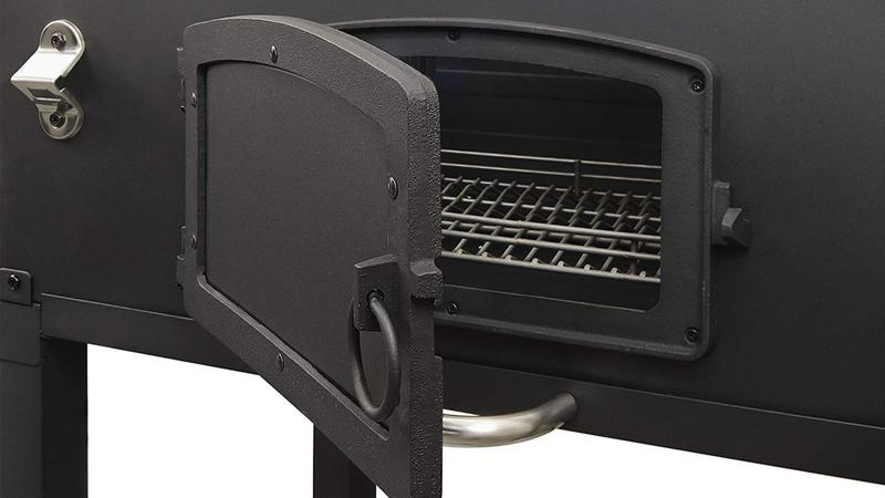 Dyna-Glo Premium Charcoal Grill lifestyle