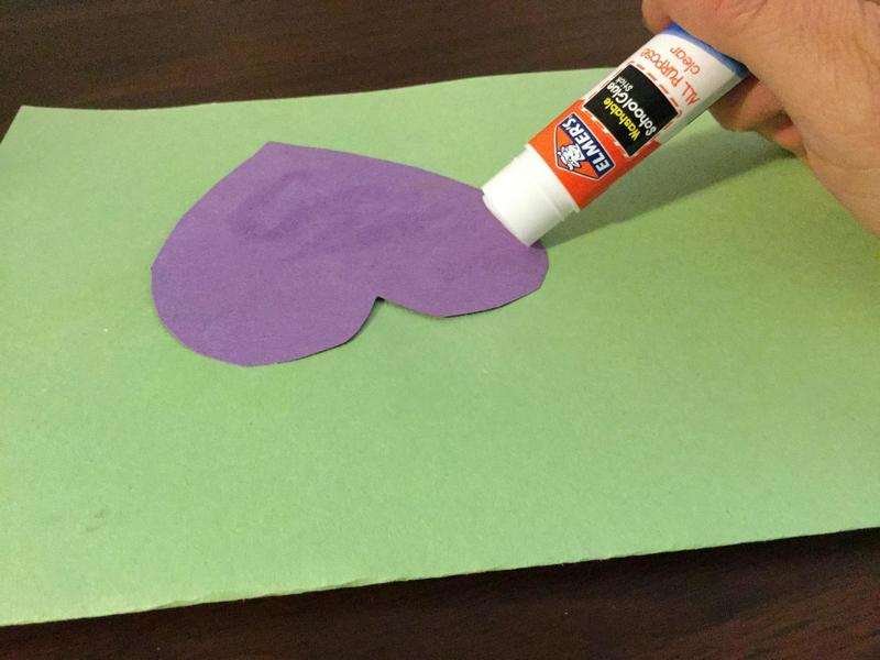 Elmers glue stick for school and crafts lifestyle image