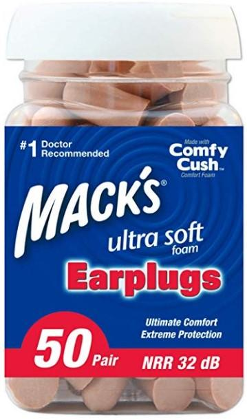 Turn down the volume with these ear plugs