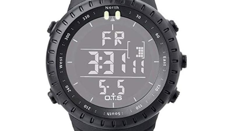 PALADA Digital Sports Watch lifestyle