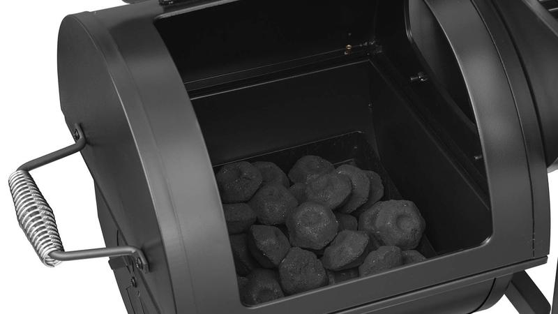 Royal Gourmet Charcoal Grill lifestyle