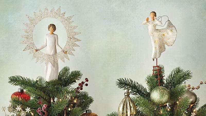 photo of Decorate your treetop to match your home decor with these best tree toppers image