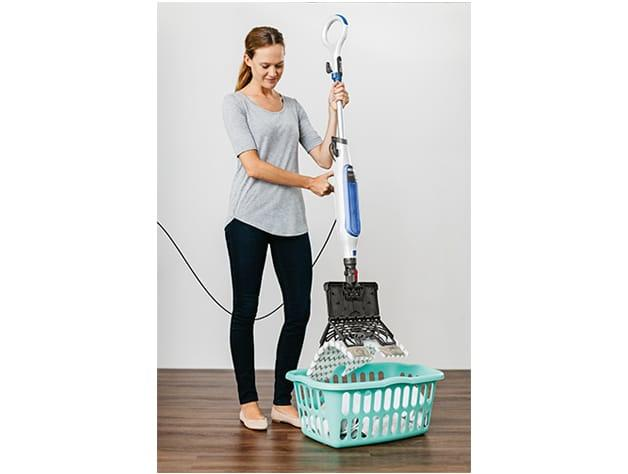 Hardwood steam mop