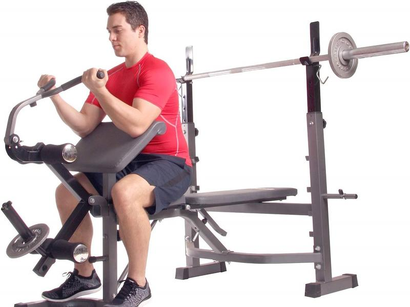 Body Champ Weight Bench Lifestyle Edited