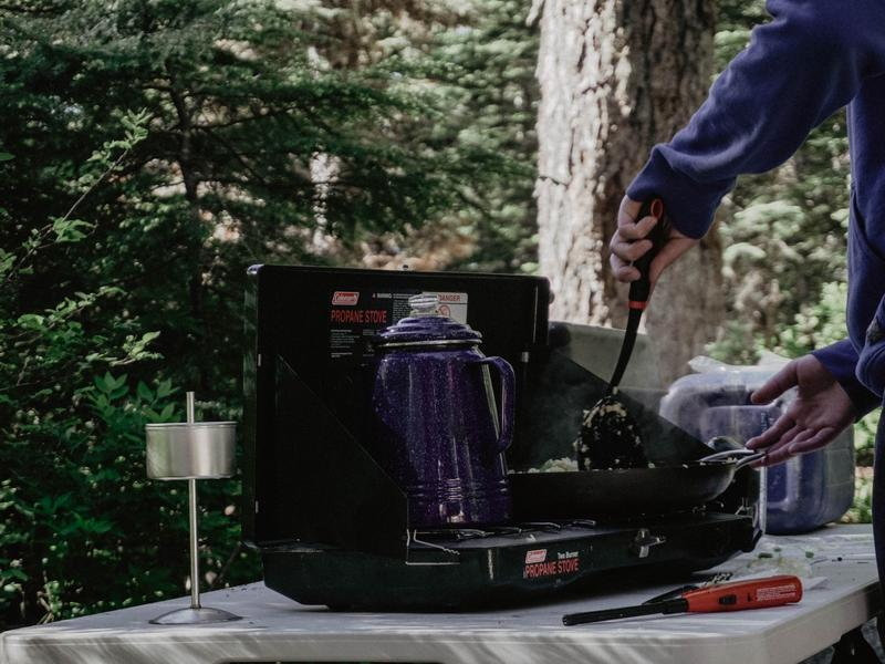 photo of Cook like a chef outdoors with one of these camping stoves image