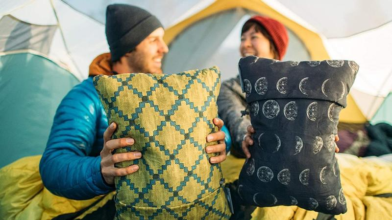 photo of Make your next excursion more comfortable with a backpacking pillow image