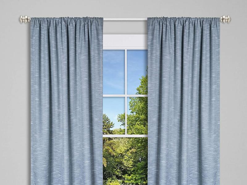 Kenny Kendall Standard Curtain Rod Lifestyle