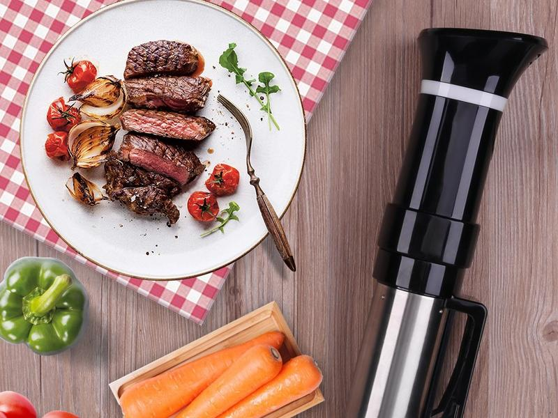 Vpcook Sous Vide Lifestyle