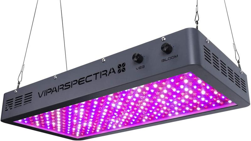 Viparspectra High Wattage