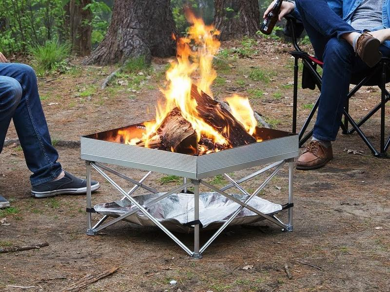 Campfiredefender Fire Pit Lifestyle