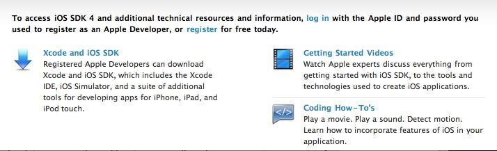 Introduction to iOS Development: Installing Xcode