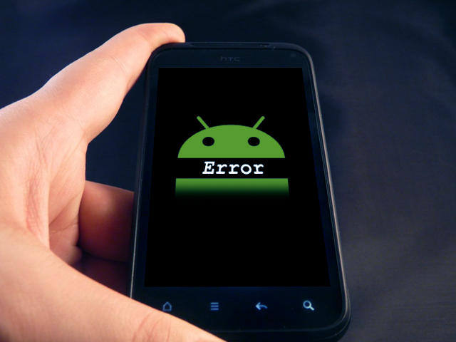 Android Failure