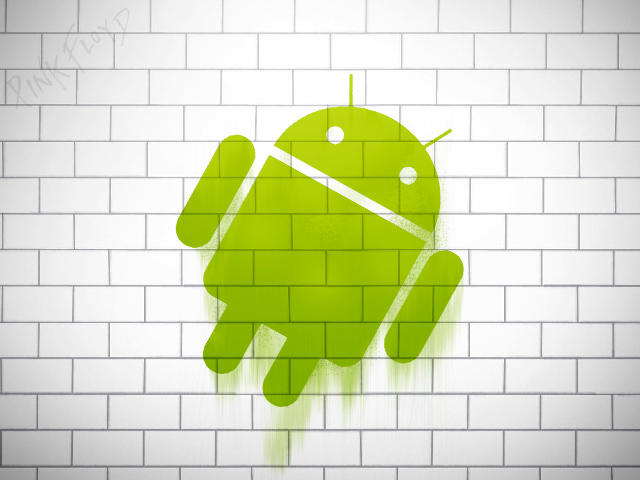 Android - Bricks in the Wall