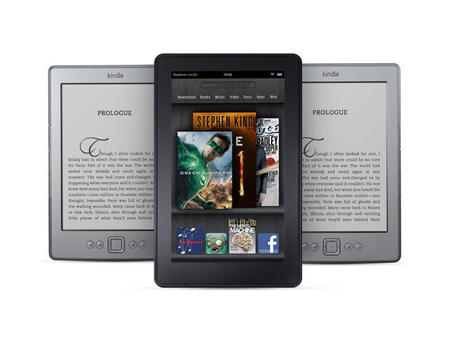 Poll - Kindle Fire, Kindle Touch, or Kindle