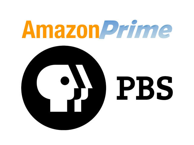 Amazon Prime and PBS