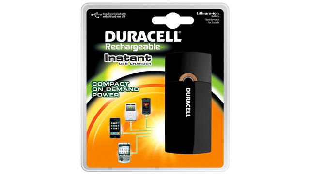 Duracell Instant Recharge