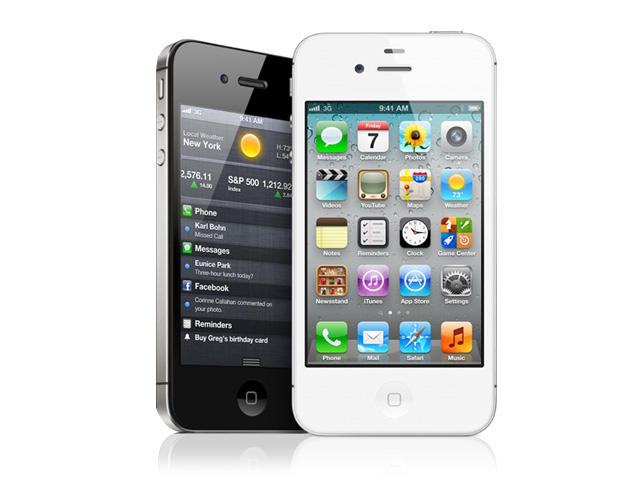 iOS 5 - Official - iPhone 4S