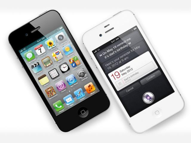 iPhone 4S - Official - Image
