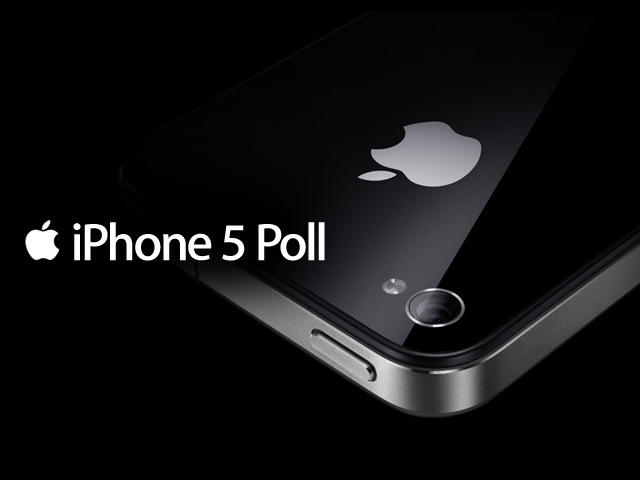 iPhone 5 Poll - Camera Upgrade
